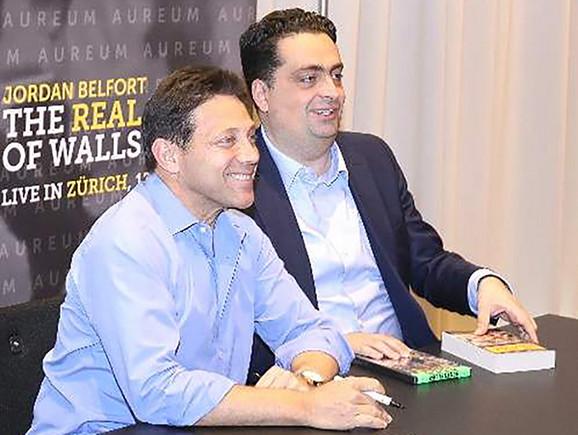 Kenan Crnkić (desno)