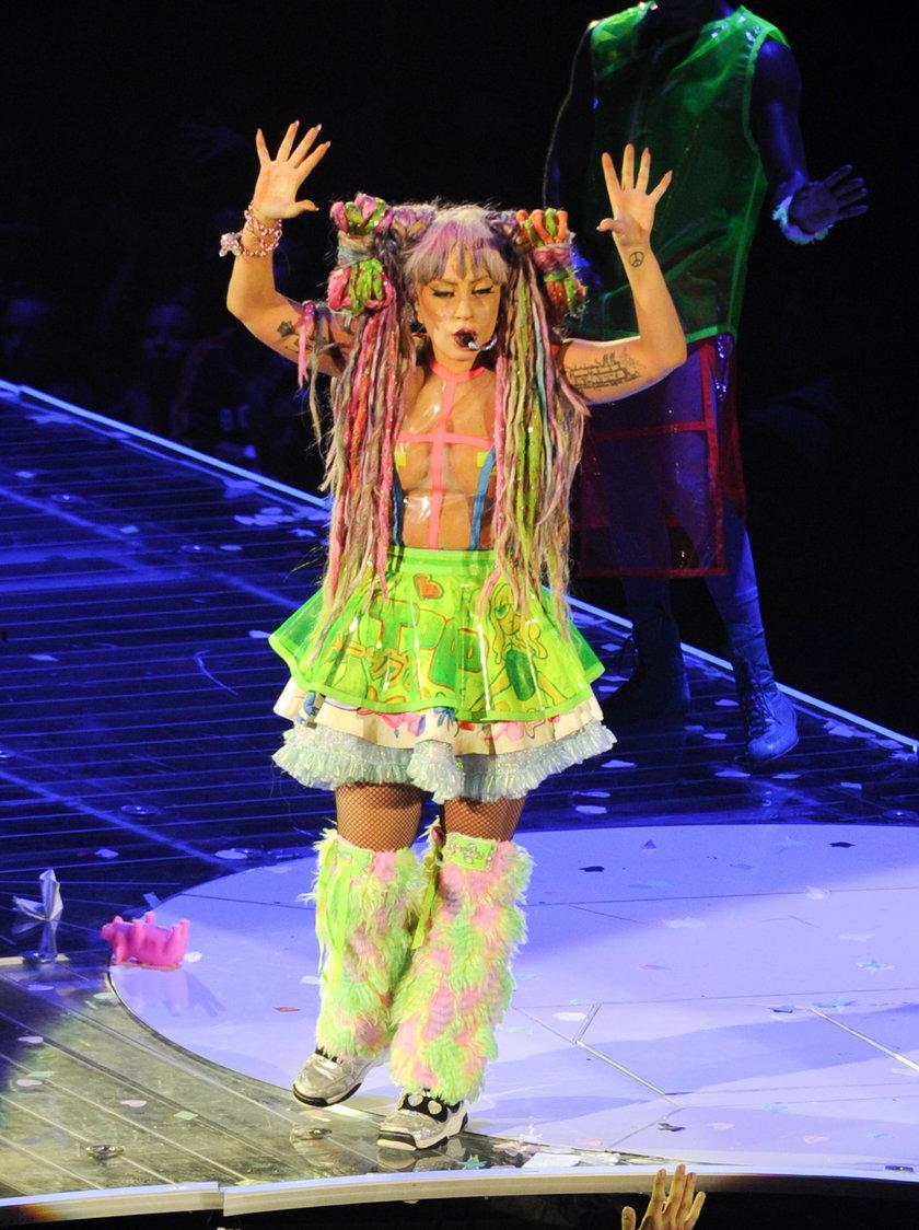 Lady Gaga zmieniła wizerunek