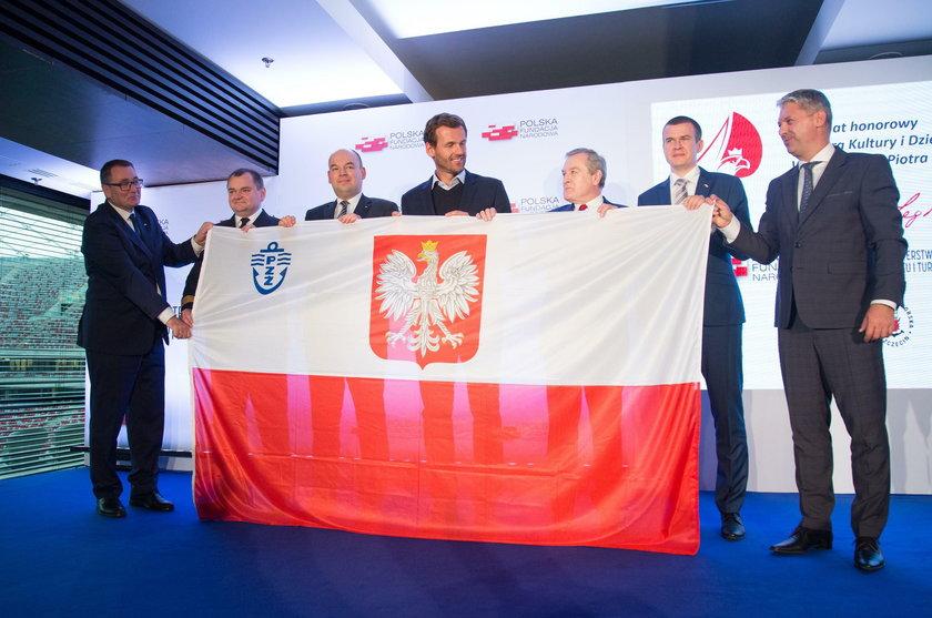 Mateusz Kusznierewicz nie popłynie w rejs z PFN