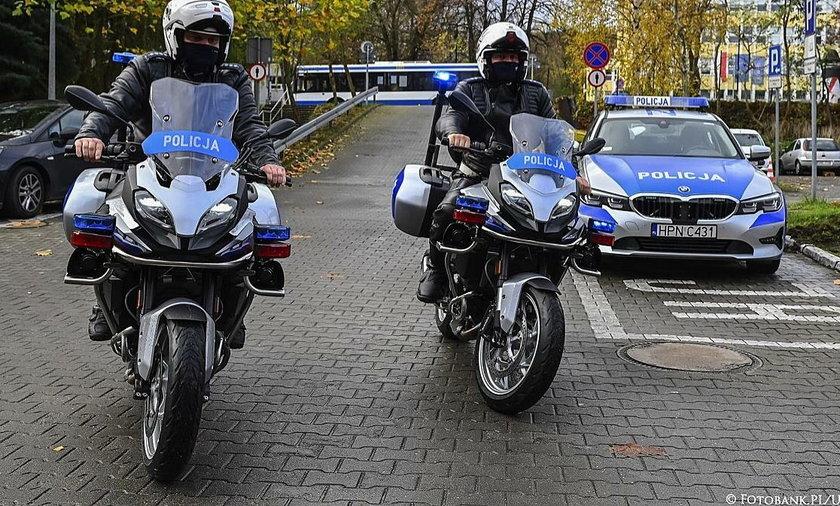 Policja w Sopocie ma nowe motocykle.