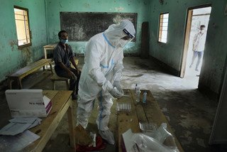 Indie wyprzedziły Brazylię pod względem liczby zakażeń koronawirusem