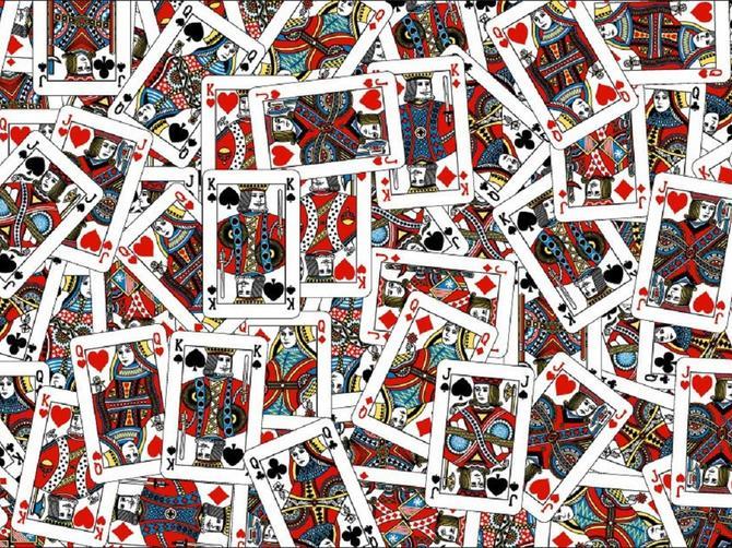 Sve karte izgledaju isto: Ako imate GENIJALNO OKO, uljeza ćete pronaći ZA TREN!