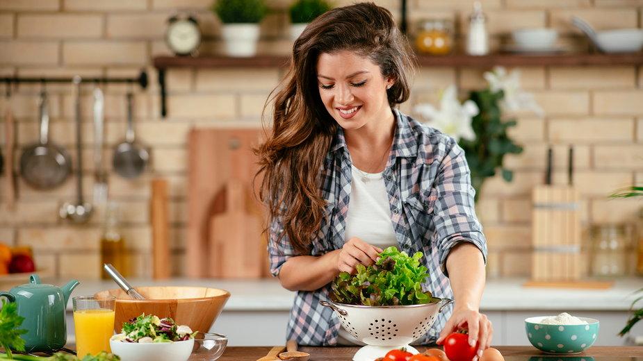 Odporność zbudowana w kuchni