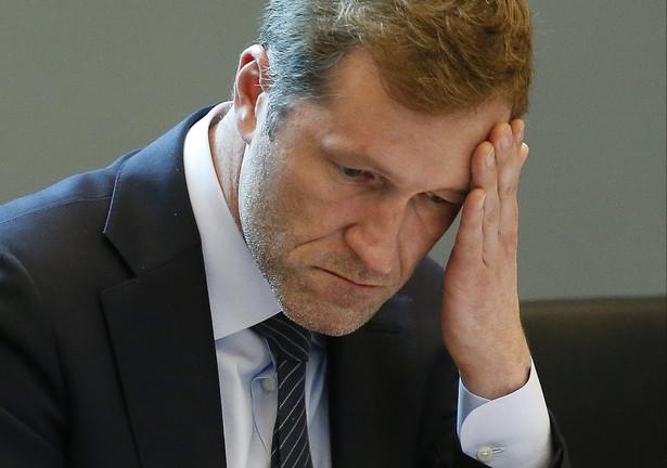 Premier Walonii Paul Magnette