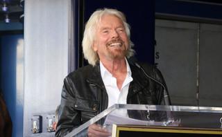 450 tys. dol. za lot w kosmos. Richard Branson oferuje miejsca w swojej rakiecie