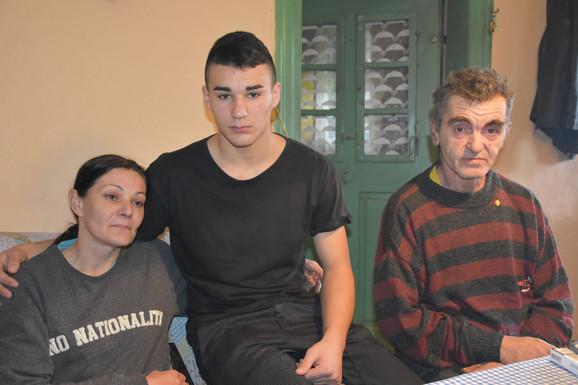 Porodica Gojka Grozdanića