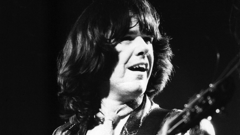 Thin Lizzy sprzed lat: Gary Moore w 1978 roku