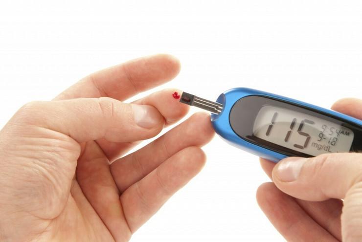 Dijabetes test