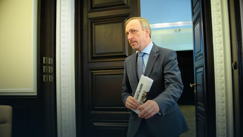 Bogdan Zdrojewski, fot. Adam Stępień / Agencja Gazeta