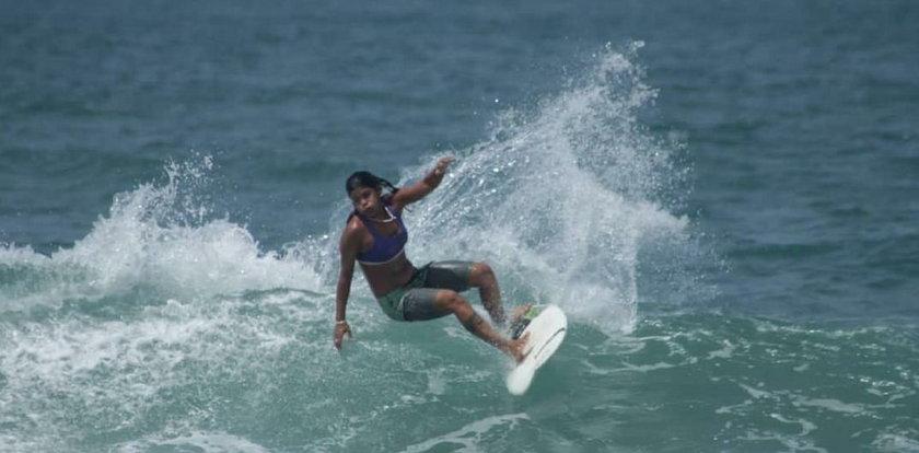 Wstrząsająca śmierć surferki. Zginęła po uderzeniu pioruna