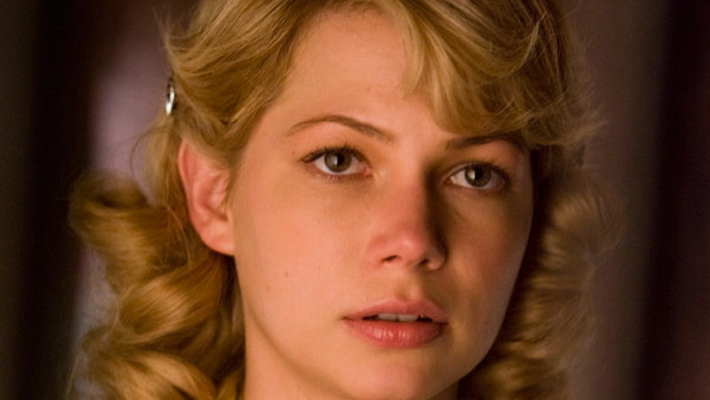 "Michelle Williams jako Dolores Chanal w ""Wyspie tajemnic"""