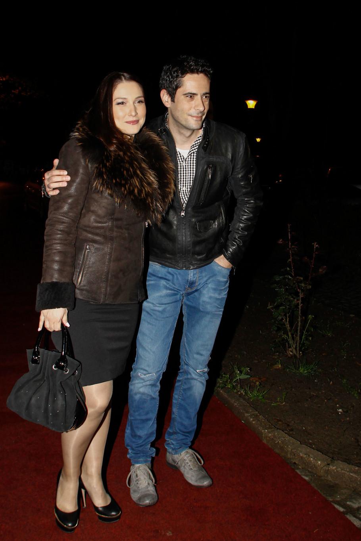 Saša Joksimović sa suprugom