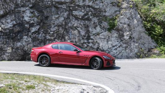 Maserati GranTurismo i GranCabrio po face liftingu | TEST