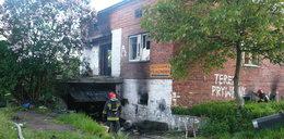 Podpalili dom na Teofilowie