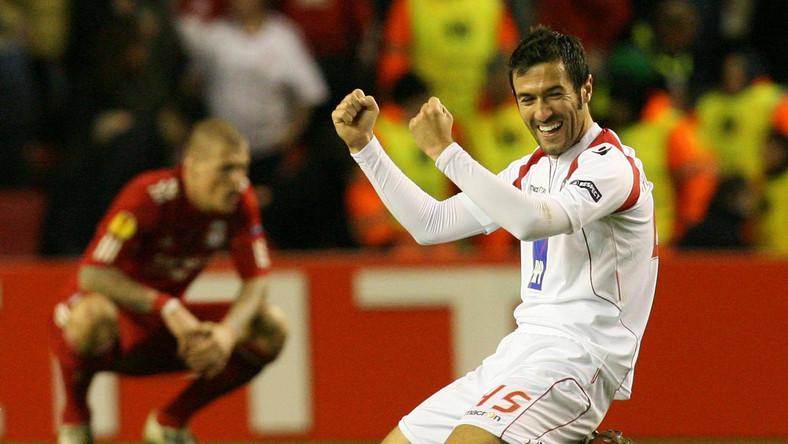 Braga wyeliminowała Liverpool
