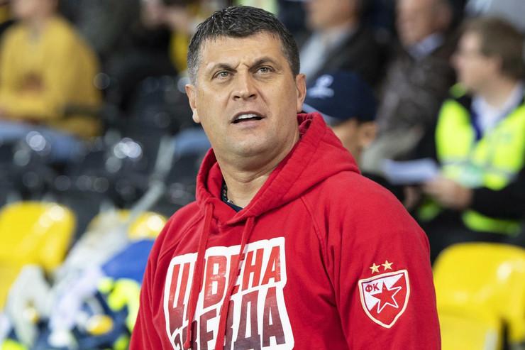 FK Jang Bojs, FK Crvena zvezda