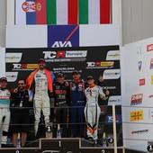 BORKOVIĆ DO PODIJUMA S PROBUŠENOM GUMOM Naš vozač ostaje u trci za prvaka Evrope