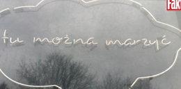 W Oliwie jest ściana marzeń!