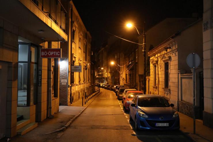 Beograd noć