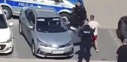 Zatrważające sceny we Wrocławiu. Policja oddała strzał. Słychać krzyki: Jezu, dziecko!