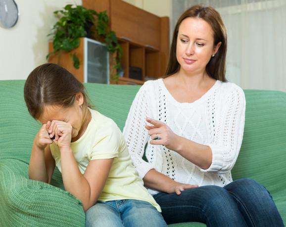 Pazite kakva upozorenja dajete deci, jer to može da bude kontraproduktivno