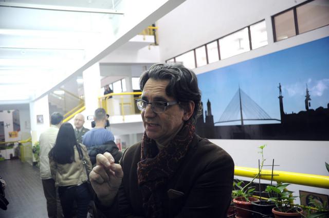Direktor gimnazije Jasmin Nikolovski