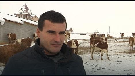 Fuad Bajramović, rukovodilac farme