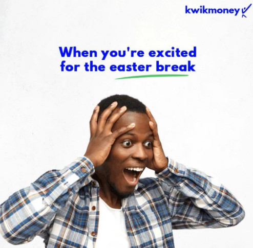 Getting a loan with kwikmoney is as easy as recharging your phone