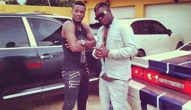 "Castro and Gyan again collaborated to produce ""Ghana Girls"""