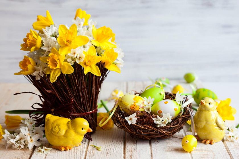 Ozdoby na Wielkanoc