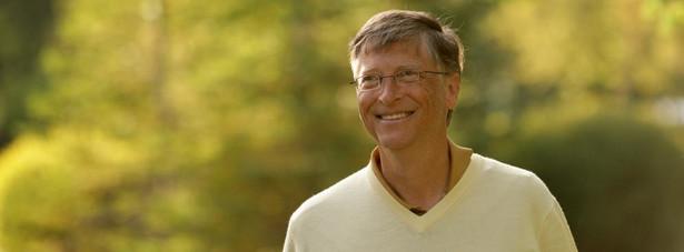 Właściciel Microsoft Bill Gates