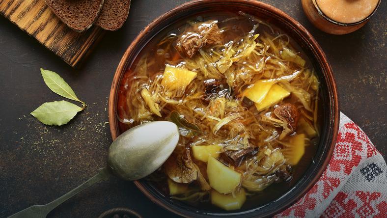 Kwaśnica Tradycyjna Zupa Kuchni Góralskiej