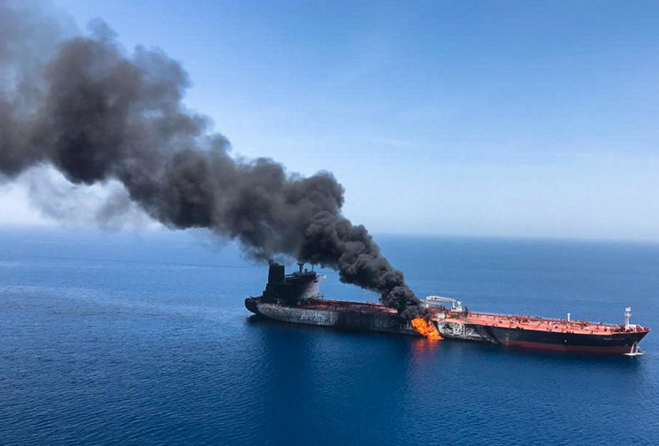 Naftni tanker epa STRINGER