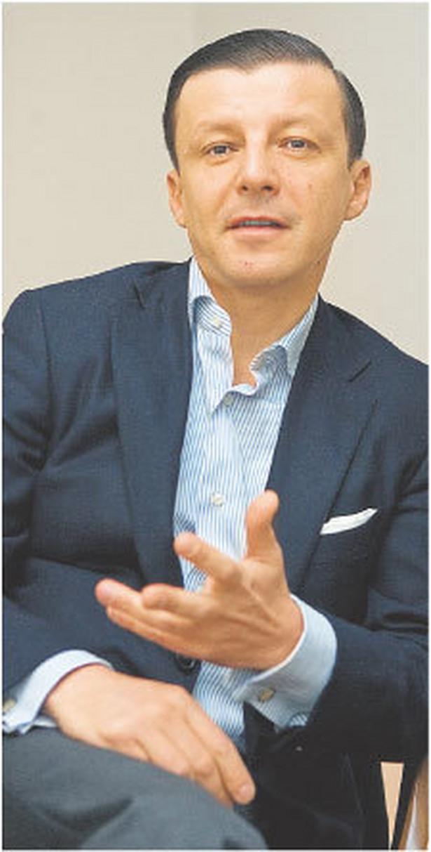 Marcin Mamiński, adwokat, partner w kancelarii Mamiński i Wspólnicy Fot. Wojciech Górski