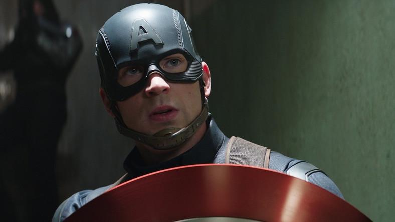 """""""Kapitan Ameryka: Wojna bohaterów"""" bije kasowe rekordy"""