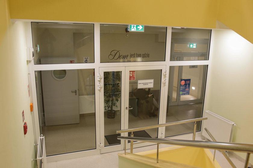 Oddział położniczo - ginekologiczny w Szpitalu Morskim im. PCK w Gdyni