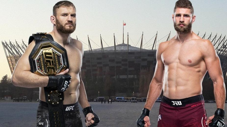 Szef UFC o walce Błachowicza z. Prochazką