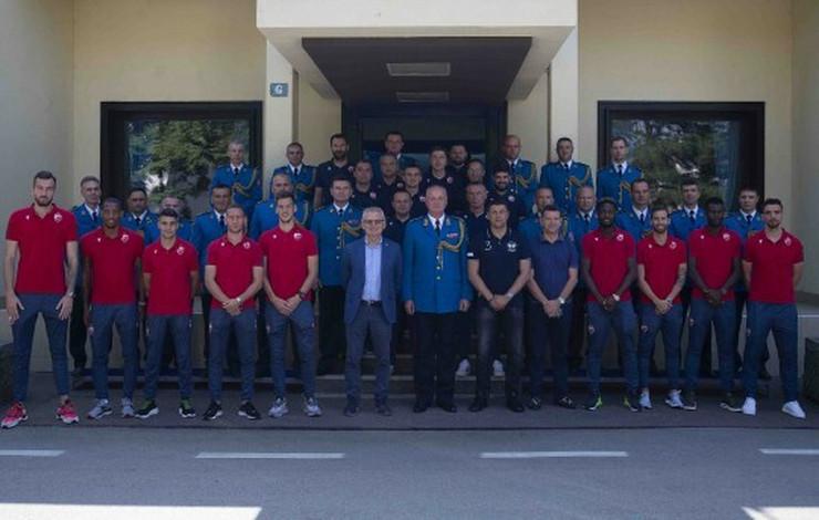 Vojska Srbije i Crvena zvezda
