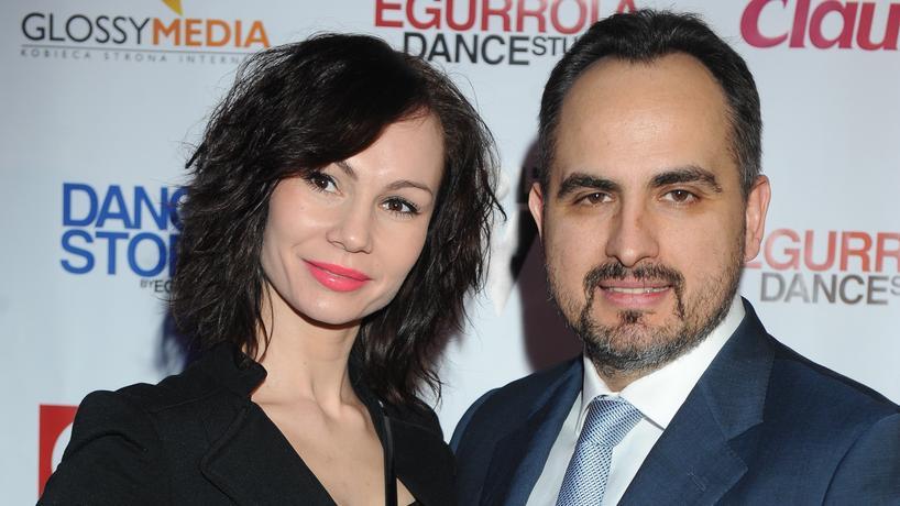 Nina Tyrka i Agustin Egurrola