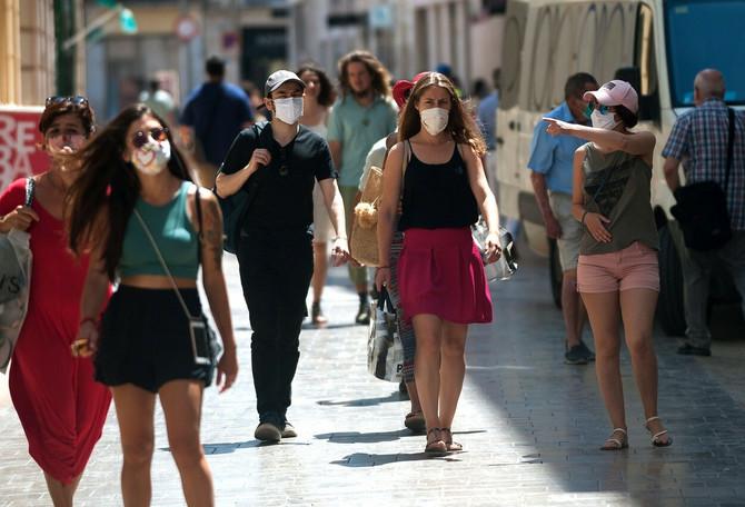 Malaga u Španiji sredinom ovog meseca