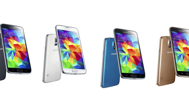 """Najbardziej oczekiwaną premierą był Galaxy S5. Ekran o przekątnej 5,1"""", najnowsza wersja Androida, szybki procesor... i ten sam design, co w S3 i S4. Niestety zamiast rewolucji jest mała ewolucja"""