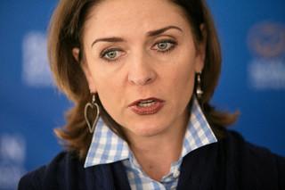 Joanna Mucha: Rozważam start w wyborach na szefa PO