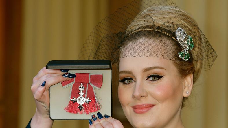 Adele i jej Order Imperium Brytyjskiego