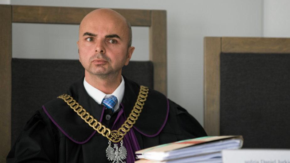 Sędzia Daniel Jurkiewicz