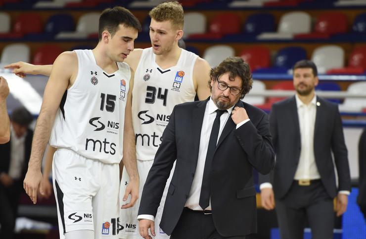 KK FMP, KK Partizan