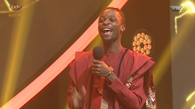 Laycon is this season's winner! [Twitter/@bbnaija]