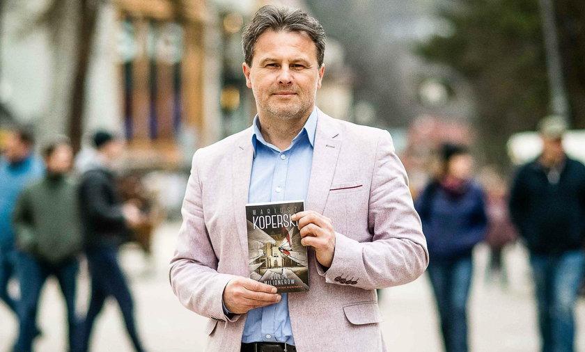 Książki urzędnika z Podhala podbiły serca czytelników!