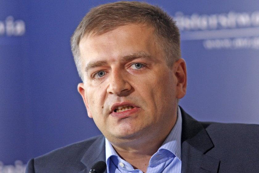 Bartosz Arłukowicz ( 44 l.), minister zdrowia