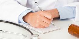 Lekarz pomylił raka z anginą