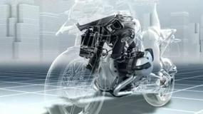 BMW R1200GS na 2013 rok – wizualizacja silnika